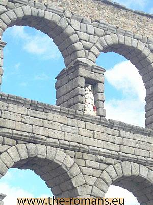 Maria in the aqueduct