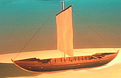 Phoenician ship picture