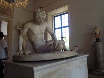 Dying Gaul Capitoline museums