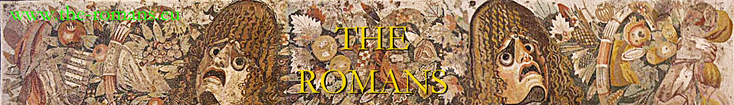 logo for the-romans.eu
